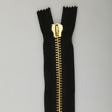 No.5 Open End Metal Zipper