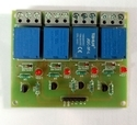 12V Relay Board Four Channel