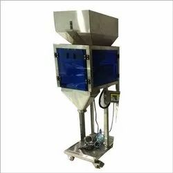 Single Head Granule Filling Machine (200g to 5 Kg)(Imported)
