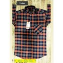 Cotton Full Sleeves Mens Collar Shirt, Packaging Type: Plastic Bag