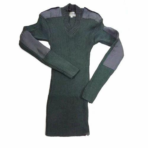 Army Commando Pullover