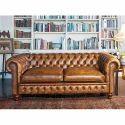Brown Royal Comfort Leather Modular Sofa