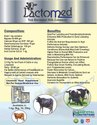Cattle Herbal Veterinary Milk Enhancer Feed Supplement (lactomed)
