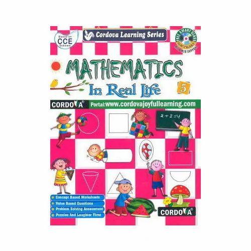 Cordova Mathematics In Real Life Book