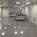 Galvanized Iron Pharmaceutical Modular Clean Room