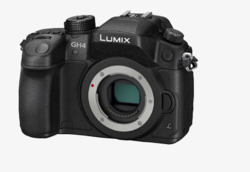 LUMIX Digital Single Lens Mirrorless Camera