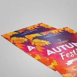 Leaflet Final Printing Service