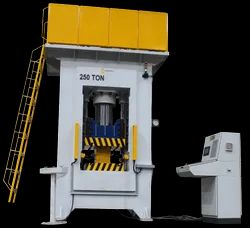 Iron Hydraulic Forging Press, Max Force Or Load: 40 to 4000 Tons, Automation Grade: Automatic