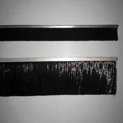 Metal Base Strip Brushes