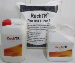 Liquid RachTR Floor 1010N Self Levelling Top Coat