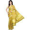 Fancy Bandhej Saree