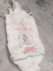 1 Ton Used Jumbo Bags For Sand, Lime Stone Powder Packaging