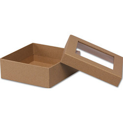 Rigid Gift Packaging Cardboard Box