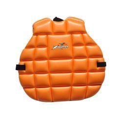 Zigma Orange Hockey Chest Guard