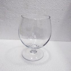 160ml Plain Stem Glass