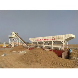 MCP-30 Small Capacity Stationary Concrete Batching Plant