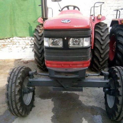 Red Mahindra Arjun 555 DI Tractor, Arjun Ultra 555 | ID