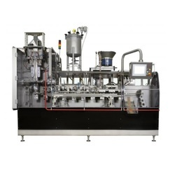 Servo System for Pouch Form Fill and Seal Machine