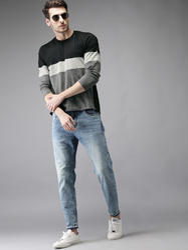 Stylish Full Sleeve Mens T-Shirts
