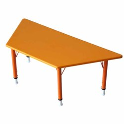 TRAPEZOID : Desk for KG to III rd  std