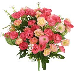 Dianthus Caryophyllus Carnation Artificial Flower