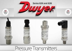 Dwyer 628-81-GH-P3-E1-S1 Industrial Pressure Transmitter 0-40 Bar