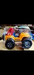 Playground Equipment Plastic Mantri Jeep Toys, Child Age Group: 1-8 Yrs