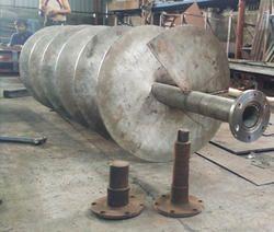 Horizontal Tubular Screw Conveyor