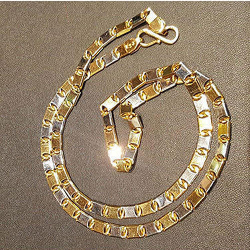 miami chains gold genuine necklace chain itm cuban mm mens diamond tp ct solid yellow