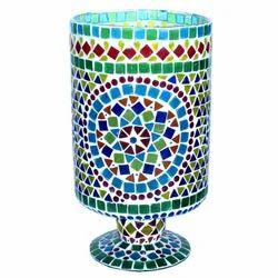 Standing Mozaic Lamp