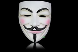 Vendetta Party Mask