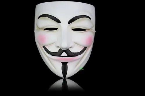 Vendetta Party Mask