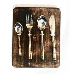Copper Bamboo HM Cutlery