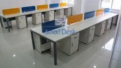 Open Type Office Table