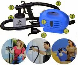 Paint Zoom Electric Portable Spray Painting Machine, 37x24x21 cm, Blue