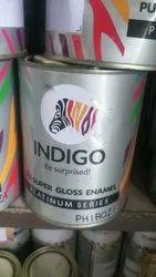 Walls White Indigo Platinum Series, Packaging Size: 5 L