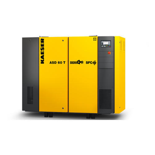 Rotary Screw Compressors With 1:1 Direct Drive
