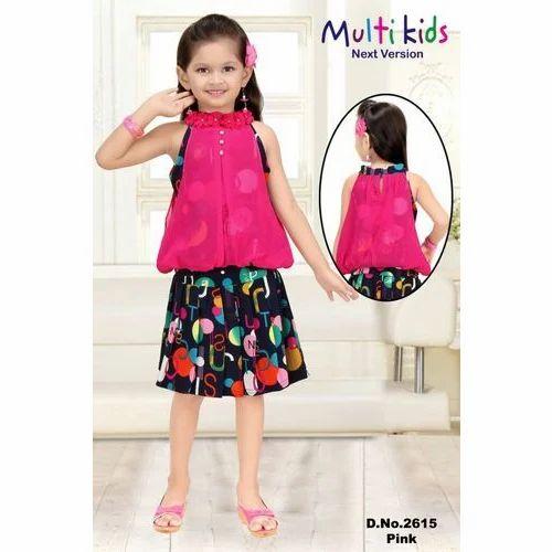 c5577369c9914 Girls Designer Skirt Top