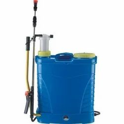 Ace Double Pump Battery Powered Knapsack Sprayer, For Pesticides Srayings