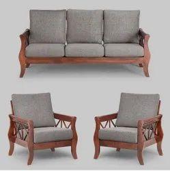 Wooden Bedroom Sofa Set