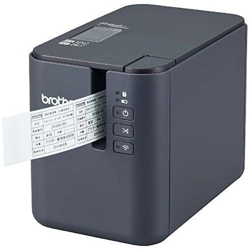 Brother Desktop Barcode & Label Printer, PT-P900W, Max Print Width: 1.42 inches