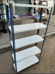 Slotted Angle or Metal Racks