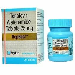 Hepbest 25 Mg Tablets