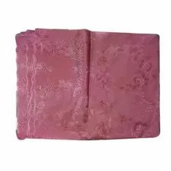 Rectangular Pink Plastic Table Dinning Cover