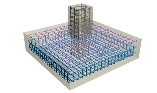Industrial RCC Structures Design - Industrial Foundation Designing