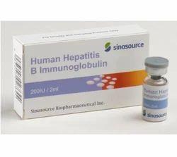 Hepatitis B. Immune Globulin