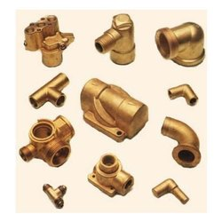 Brass Forged Component, Packaging Type: Carton Box