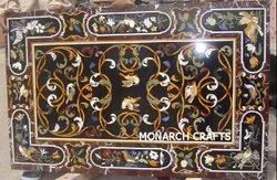 Monarch Crafts Marble Dining Table