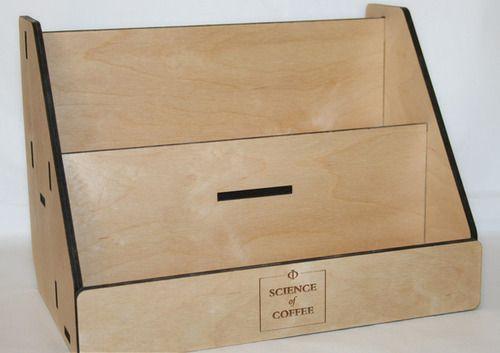 Wooden Brochure Holder Gd Enterprise Manufacturer In Rohini New