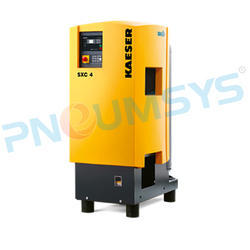 KAESER Rotary Screw Air Compressor With Fluid Cooling
